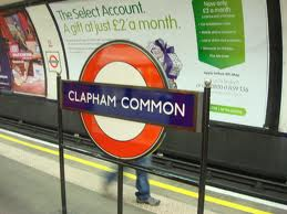 Clapham Common Station