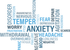Radio 4 Discusses Anxiety Problems