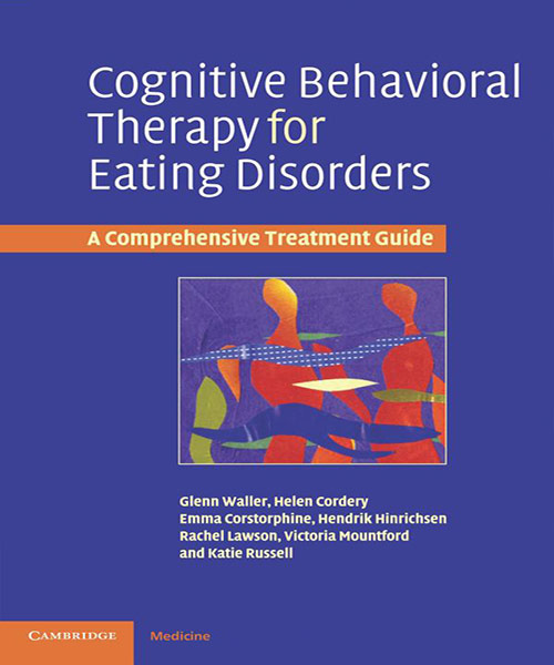 cbt for eating disorder Cbt-e is a form of cognitive behavioral therapy and in common with other empirically supported forms of cbt it focuses primarily on the maintaining processes, in this case those maintaining the eating disorder psychopathology.