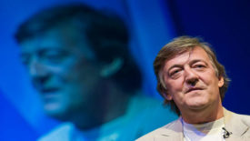 Stephen Fry Causes Outrage With Controversial Remark