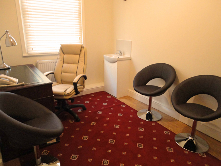 The Treatment Room at the Marylebone Clinic