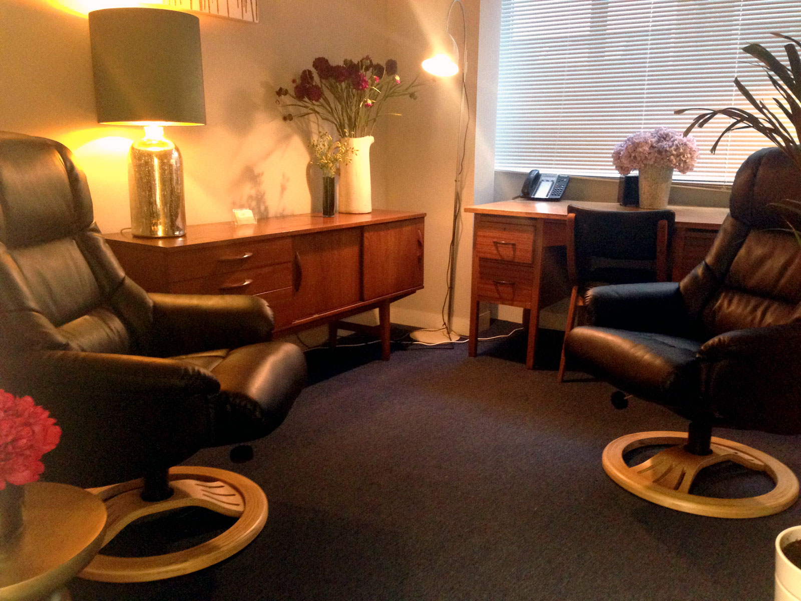 The Therapy Room at the Liverpool Street Clinic